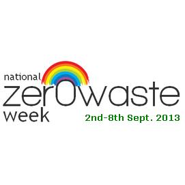 zero waste week  - how to reduce food waste