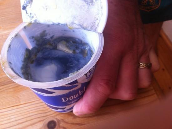 mouldy cream zero waste week food waste friday