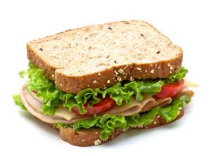 zero waste sandwich