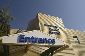 northampton general hospital zero waste week hero
