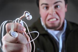 how to recycle broken headphones