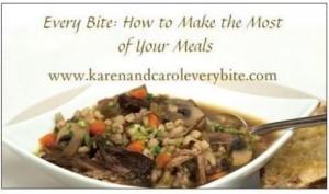 EVery bite cookbook tips for reducing food waste zero waste week