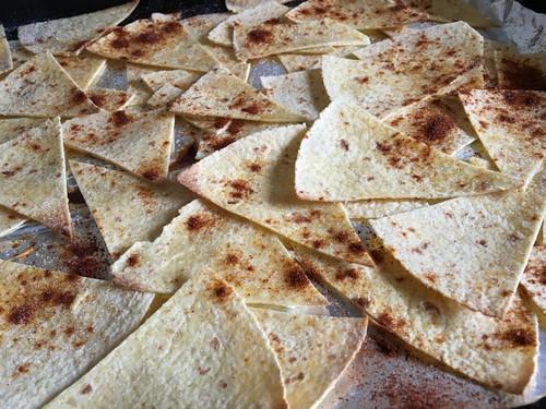 tortilla chips for zero waste week from Lisa Boulden PR