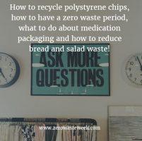 zero waste week questions