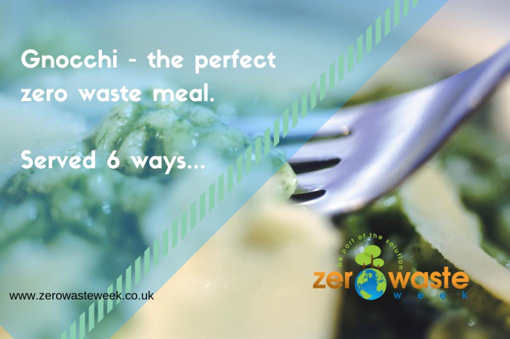 6 ways to serve gnocchi