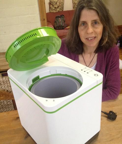 smart cara food waste disposal system zero waste week