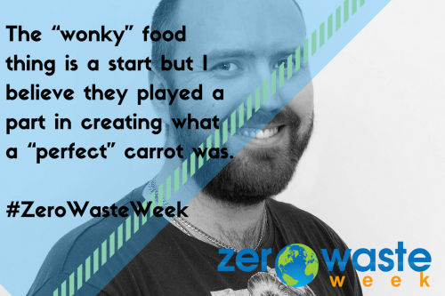 Kevin Blackledge author for zero waste week