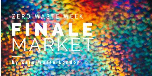 zero waste london launch their zero waste week finale market