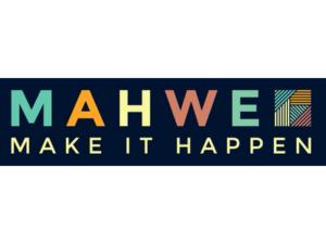 mahwe logo working with zero waste week