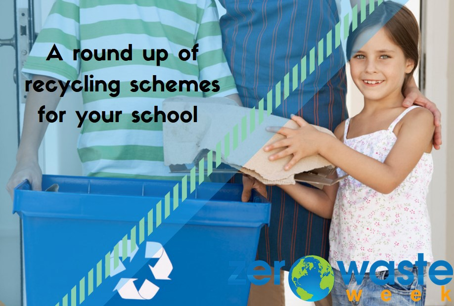 recycling schemes for schools