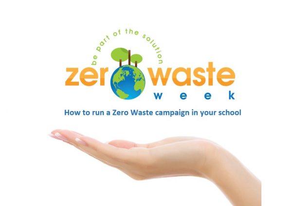 zero waste week campaign in schools full guide