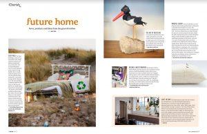 reclaim magazine features zero waste week waste warriors course