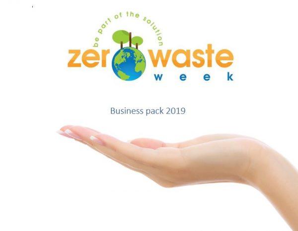 zero waste week business pack 2019