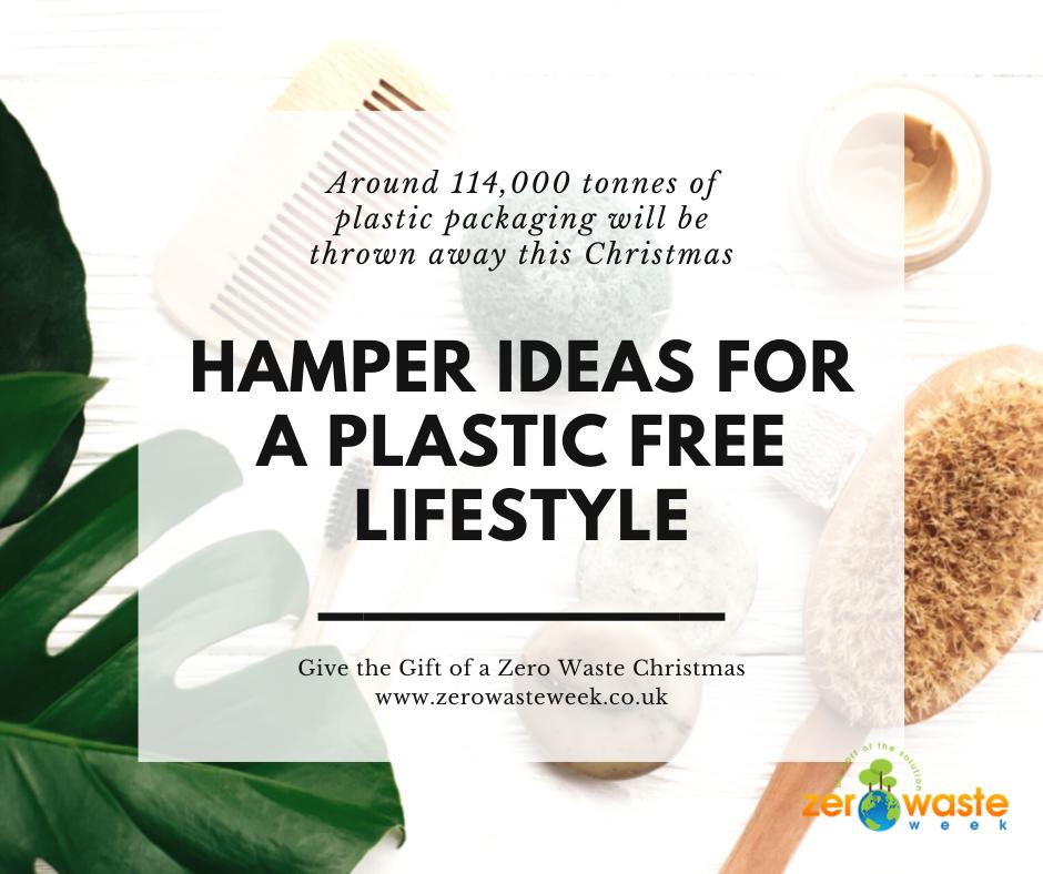 plastic free hamper ideas