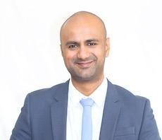 Zero Waste Week Ambassador - Dhiran Chauhan