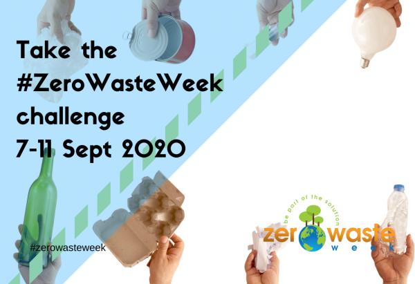 zero waste week 2020