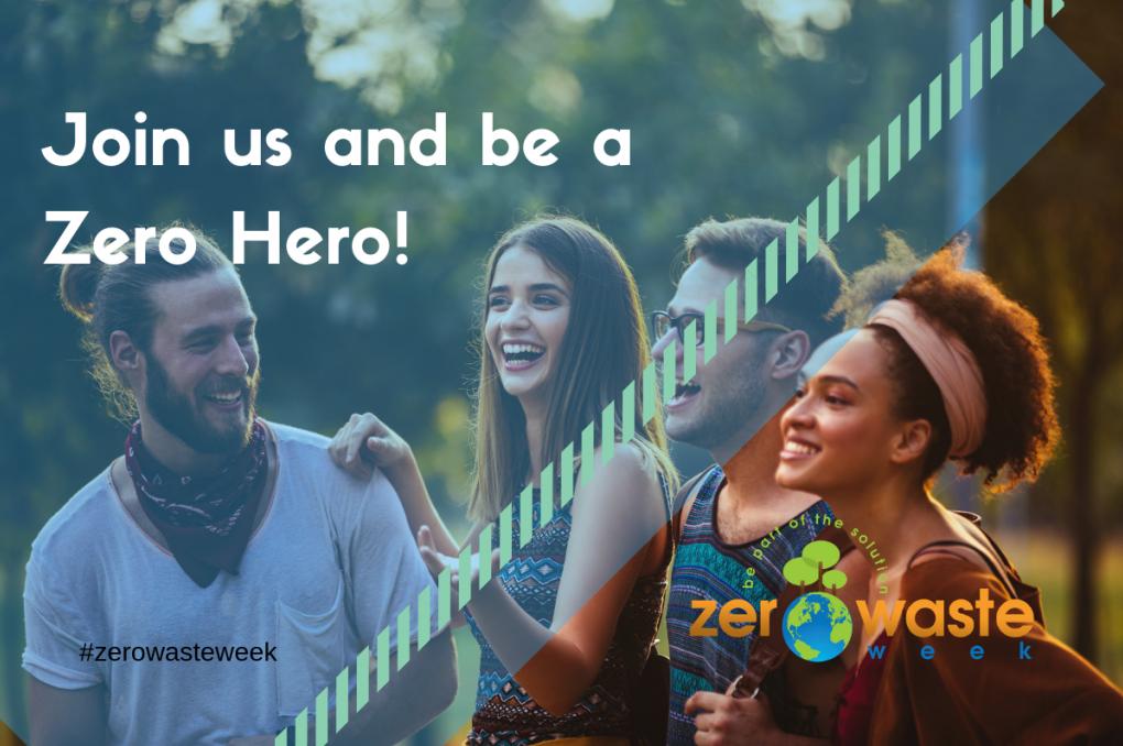 zero waste week 2020 dates 7th - 11th september