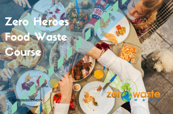 zero heroes food waste course