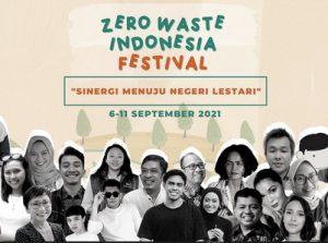 zero waste indonesia festival